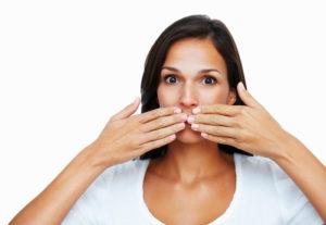 Причины горечи в горле