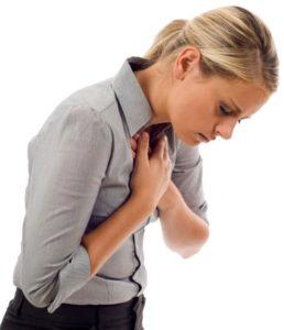 От чего происходят спазмы в горле