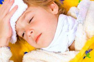 Детский компресс для малышей