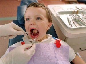 Кровоточат детские гланды