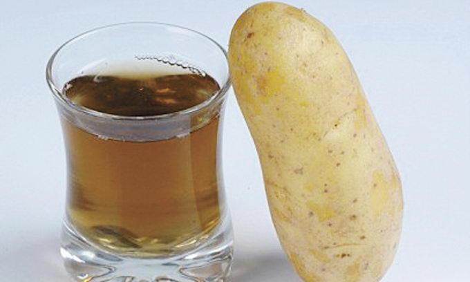 сок картофеля от изжоги