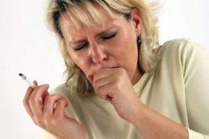 курение и туберкулез