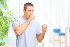 кашель по утрам у курильщиков