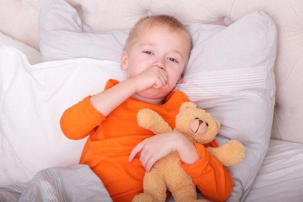 кашель по утрам у детей