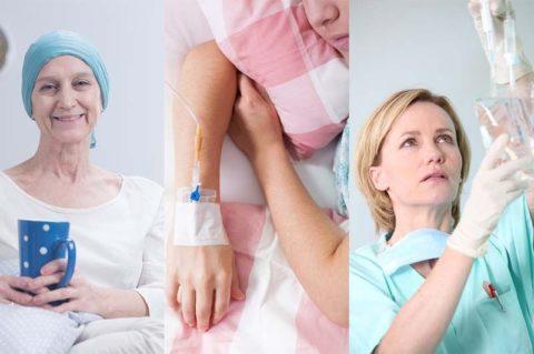 химиотерапия при раке горла