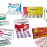 Таблетки от горла: каких видов бывают и какие лучше выбрать