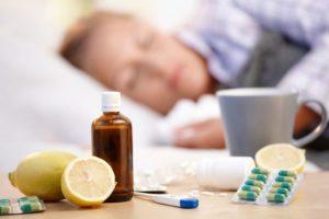 Лечение стенозирующего ларингита
