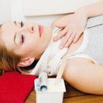 Как сделать компресс для лечения горла