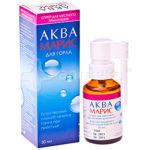 Аквамарис для горла: безопасное лекарство для детей и взрослых