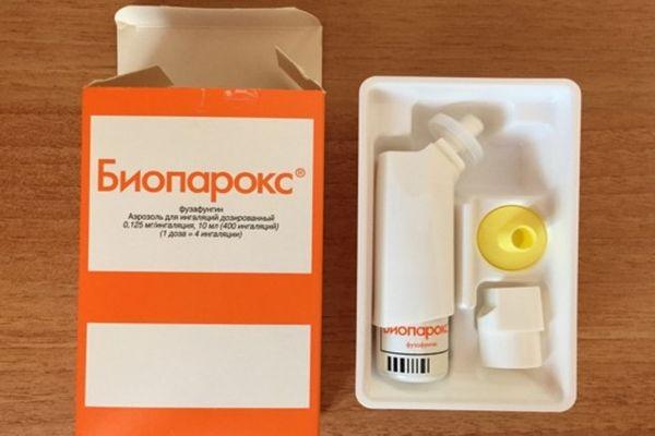 антибиотики для горла
