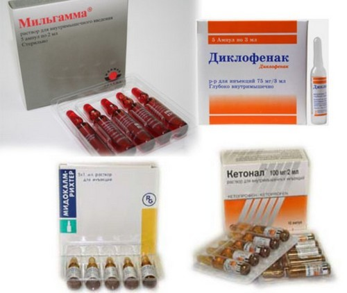 кортикостероиды при остеохондрозе