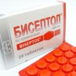 Помогает ли бисептол при ангине
