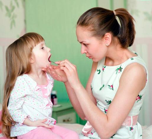 хлорофиллипт для детей