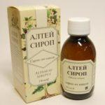 Сироп Алтея: при каком кашле применяется, можно ли детям и беременным