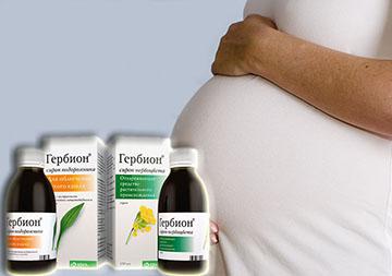 гербион беременным