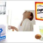 Поможет ли полоскание горла с содой при ангине, рецепты приготовления растворов