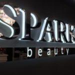 Объёмные буквы, вывески и логотипы для вестибюлей и приемных